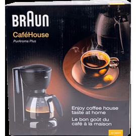 صانعة القهوة BRAUn