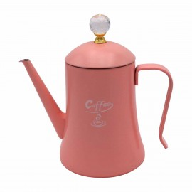 براد استيل Coffee زهري 15*20 سم